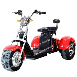 ElectroDrive Citycoco Tricycle SMD 3-2 New